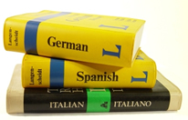 Maths dictionaries in other languages
